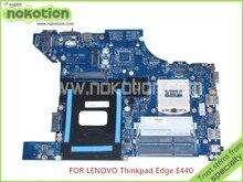 Aile1 NM-A151 rev 1.0 FRU 04 X 4790 para lenovo borde E440 madre Intel del ordenador portátil HD 4000 gráficos DDR3
