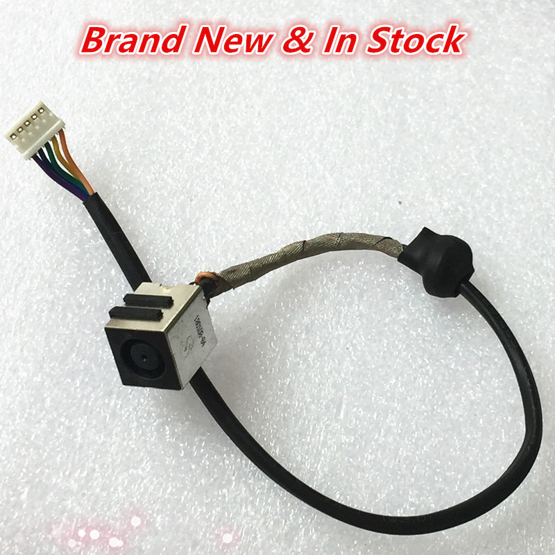 Discreet Useful Laptops Connector Plug Dc Power Jack Repair Parts Replacement Charging Port With Cable Notebook Socket For Hp 240 246 Back To Search Resultscomputer & Office