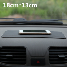 Dashboard non-slip slip holders cell gps mat magic anti pad key