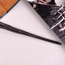 Stzhou Harri Potter Magical wand Bellatrix Lestrange Non-luminous Wand With Box 33cm