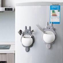 Мощная присоска милые шиншиллы вертикальный Зубная щётка Зубная паста держатель для аксессуаров для ванной органайзер для зубной пасты Ванная комната гаджет