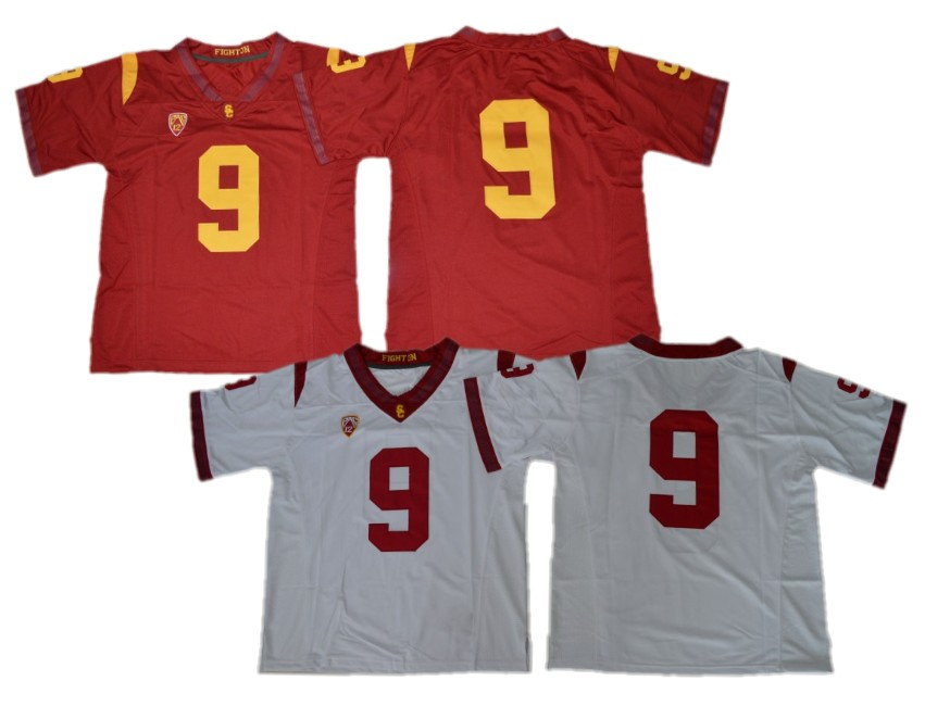 best website ab47a 57930 Buy usc jersey mens and get free shipping on AliExpress.com