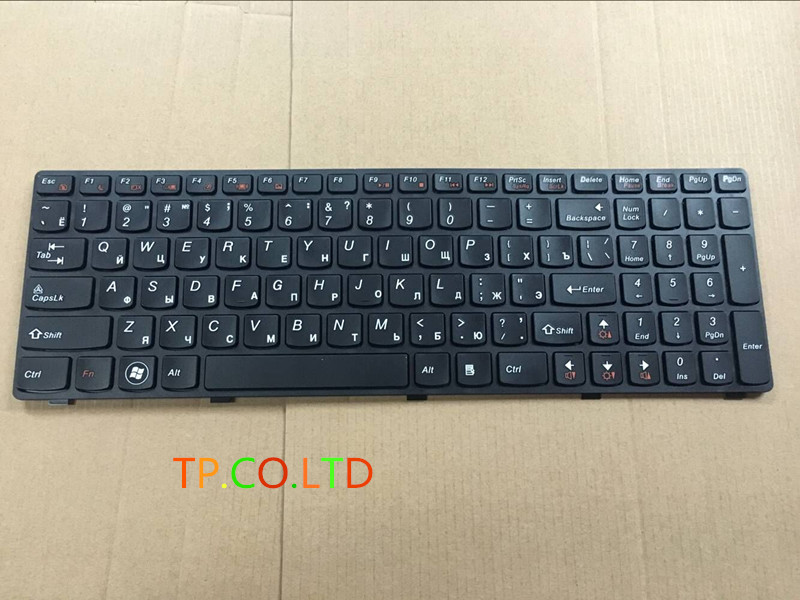 New RU Keyboard FOR Lenovo Y500 Y500N Y510P Y500NT BLACK laptop keyboard Russian layout new laptop keyboard for dns 0155814 0155827 ru russian black as photo