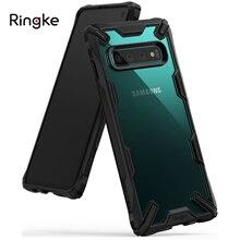 100% Original Rearth Ringke Fusion Series Cases for Samsung Galaxy S10 / S10 Plus / S10+ / S10E