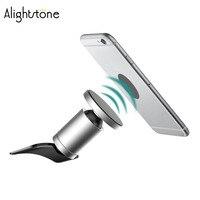 Alightstone Phổ CD Khe Cắm Magnetic Điện Thoại Xe Hơi Chủ Châm Điện Thoại Di Động Đứng Cho IPhone Android