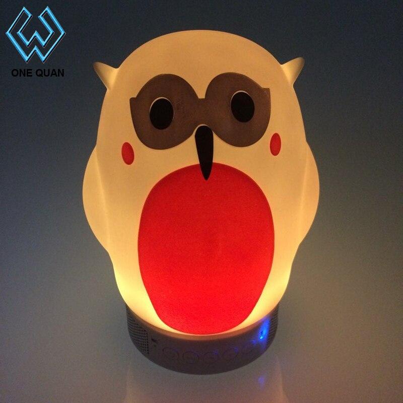 gufo di notte della lampada-acquista a poco prezzo gufo di notte ... - Comodino Con Gufi
