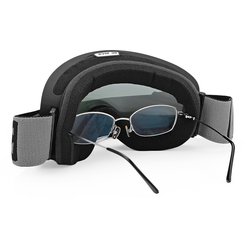 6a442c62b99 BENICE SNOW 5100 Unisex Spherical Anti Fog Lens Snowboarding Skiing Goggles  Climbing Ski Glasses Eyewear-in Skiing Eyewear from Sports   Entertainment  on ...