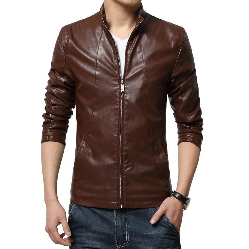 Aliexpress.com : Buy autumn winter leather jackets men coats plus ...