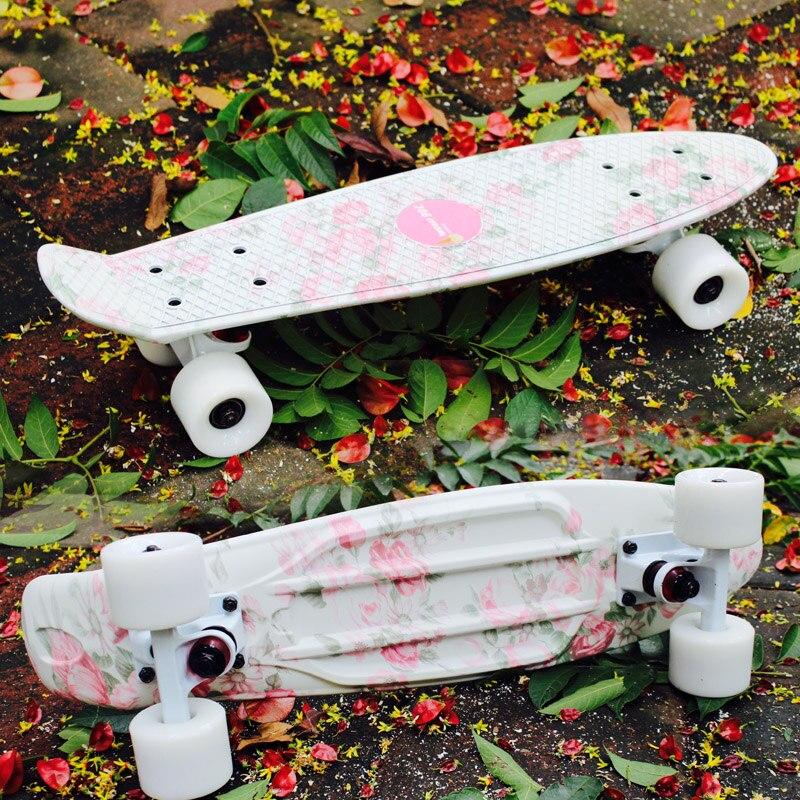 Livraison gratuite Peny Skateboard série graphique 22