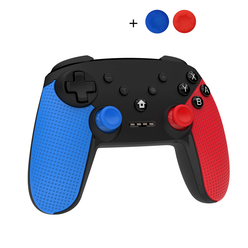 Manette de manette de jeu sans fil pour Console de commutation ntint manette de jeu Bluetooth Pro Joypad pour Controle accessoires Android/PC