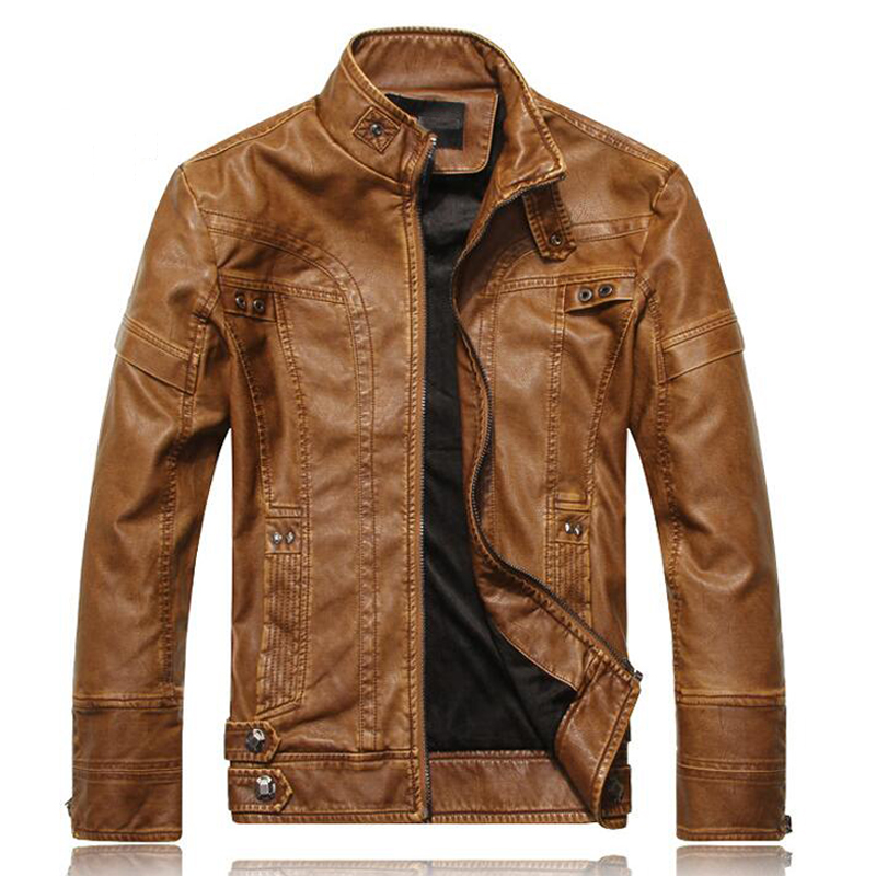 Compare Prices on Top Leather Jackets for Men- Online Shopping/Buy ...