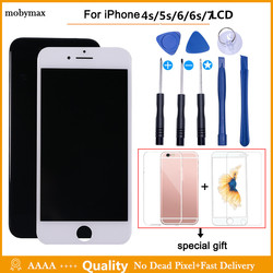 for iPhone 6 LCD Screen and Touch Digitizer Repair Assembly Replacement for iPhone 7 Display LCD for iPhone 5S Screen 6S Display