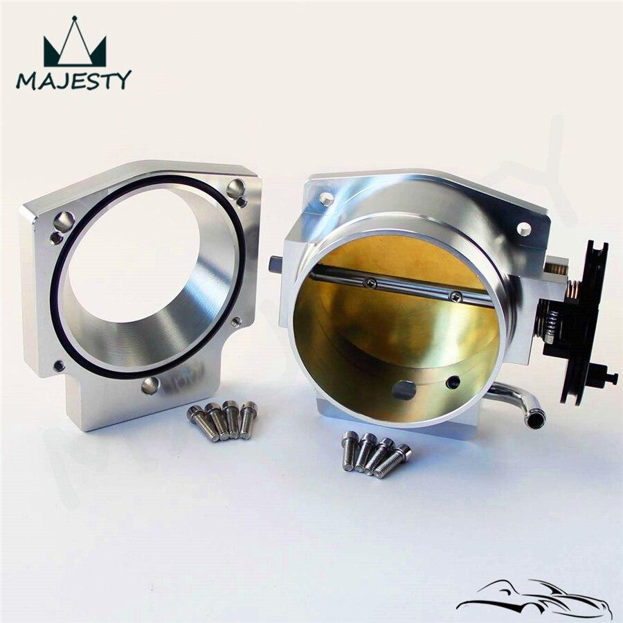 BOOSTEC LSx 90MM Big Billet Throttle Body for LS1//LS2//LS3//LS6//LS7 engine