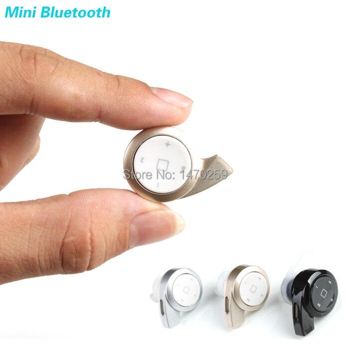 New 2014 stereo headset bluetooth earphone headphone mini V4.0 wireless bluetooth handfree universal for all phone free shipping