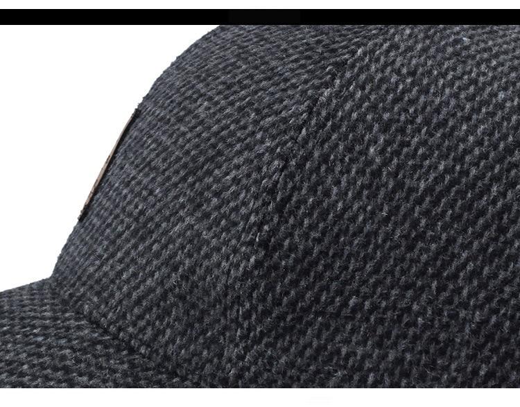 f231536ff28 Wholesale-Swing Giant Shark High Quality Men s Winter Baseball Cap ...