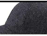 качели гигантские акулы] высокое качество мужская зимняя бейсболка утепленная теплая вязать шапки с наушники