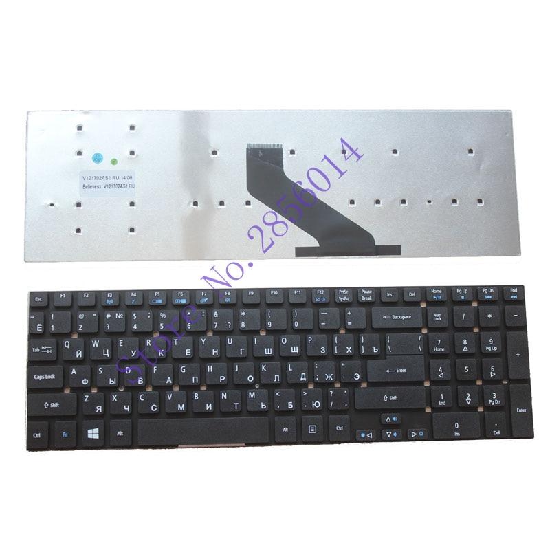 Russian Keyboard for Acer Aspire V3-571g 5830 5830G 5830T 5755 5755ZG 5755G V3-551 v3-771G Gateway NV55 NV57 MP-10K33SU-6981 RU