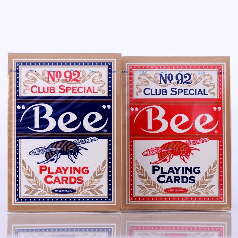 1 Deck USA Original Bee Playing Cards NO.92 Club Special Poker Ohio 2009 Edition Deck Card Mgaic ...