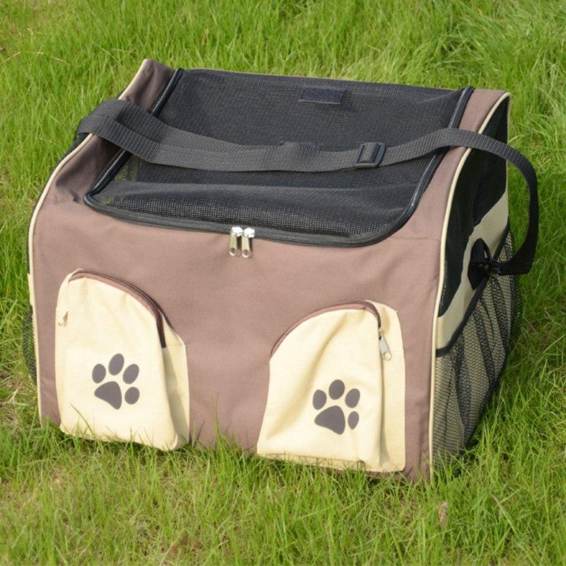 Δερμάτινη τσάντα για τα αυτοκίνητα - Προϊόντα κατοικίδιων ζώων - Φωτογραφία 3