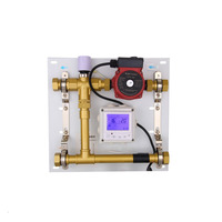 Оптовая продажа с фабрики Land теплая смесь River Системы в Контроль температуры центр разведки водозабора устройства смесь воды Клапан