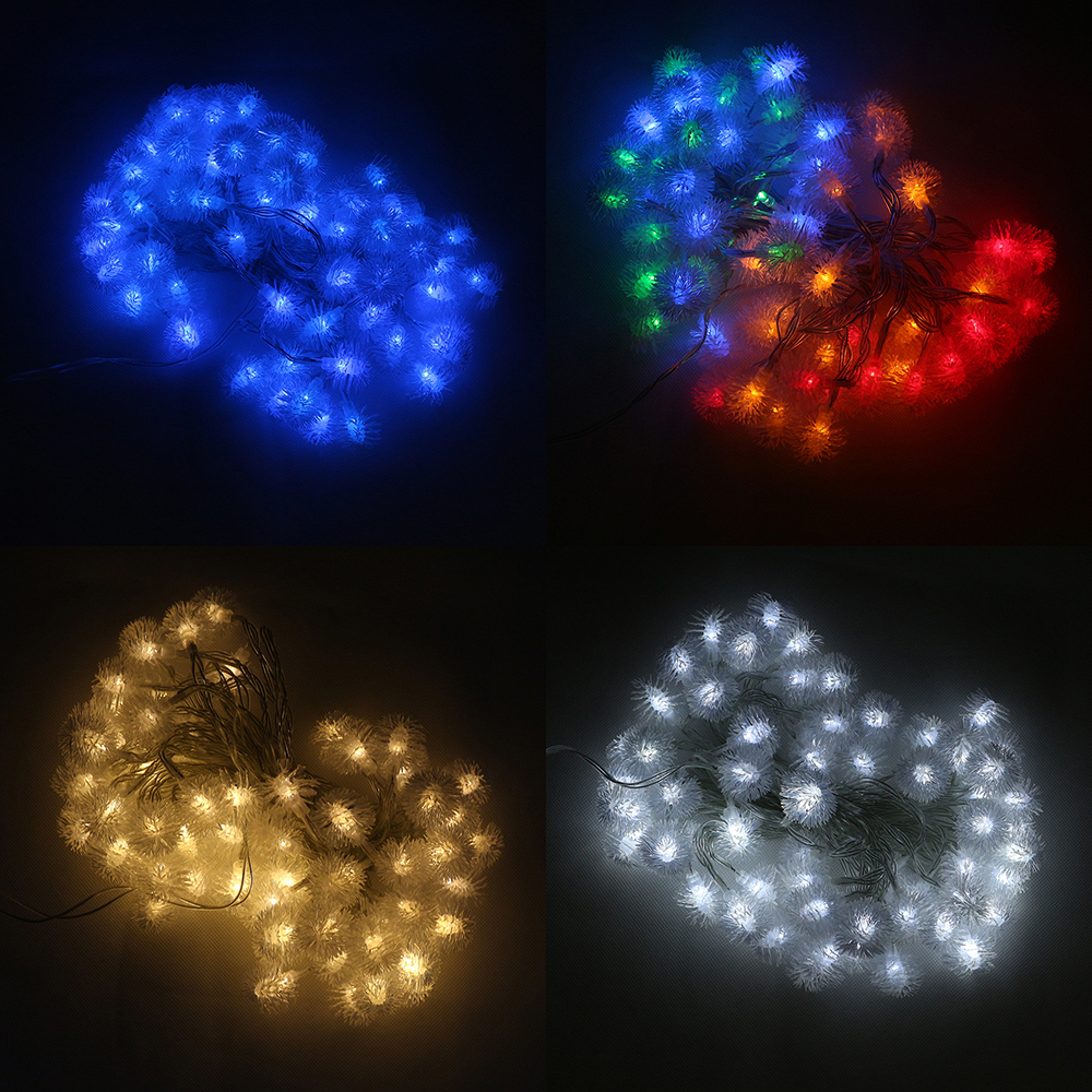 DC5V 10M 60Leds led string light holiday Outdoor decorative lighting 8 modes Waterproof fairy light for Xmas Garden Tree