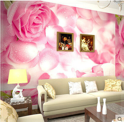 Large Photo Mural Self Adhesive 3D Wallpapers for Living Room ...