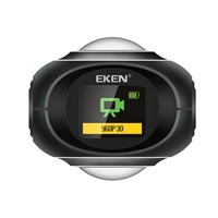 EKEN Pano V6 1440P Sport DV Action Camera Panoramic Video WIFI Dual 2880x1440 360 Degree Live