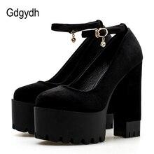 Gdgydh Spring Autumn Sexy Platform Women Pumps Shoe
