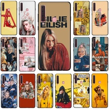 Get more info on the Billie Eilish Khalid Lovely Soft Silicone phone case for Samsung GaLaxy A3 A5 A6 A7 A8 A9 2018 A10 A30 A40 A50 A70 J6