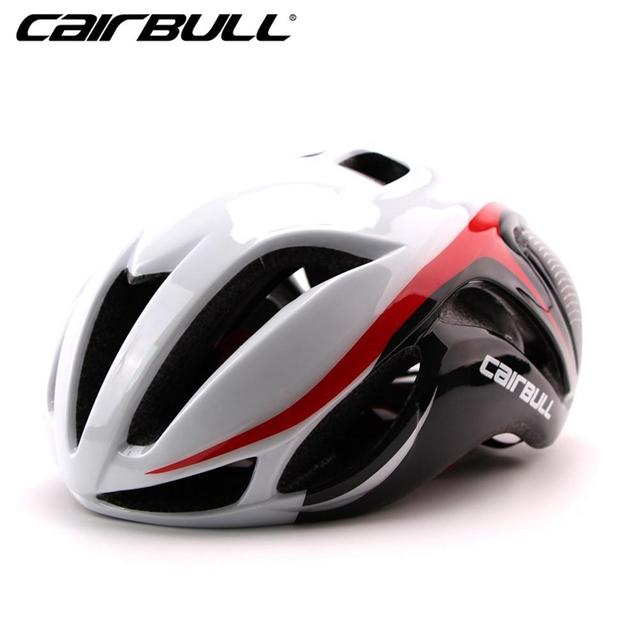 CAIRBULL Bicycle Helmet Cycling Safely Cap For Men Ultralight EPS+PC Cover MTB Road Bike Helmet Integrally-mold Cycling Helmet