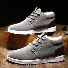 Winter Breathable Sneakers Men Shoes