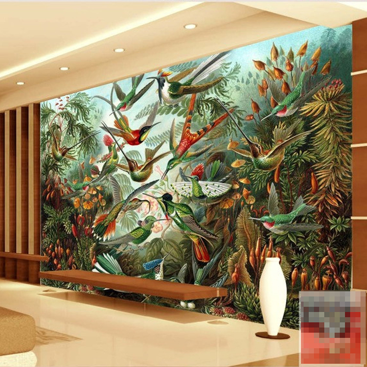 Popular asian wallpaper murals buy cheap asian wallpaper for Asian mural wallpaper