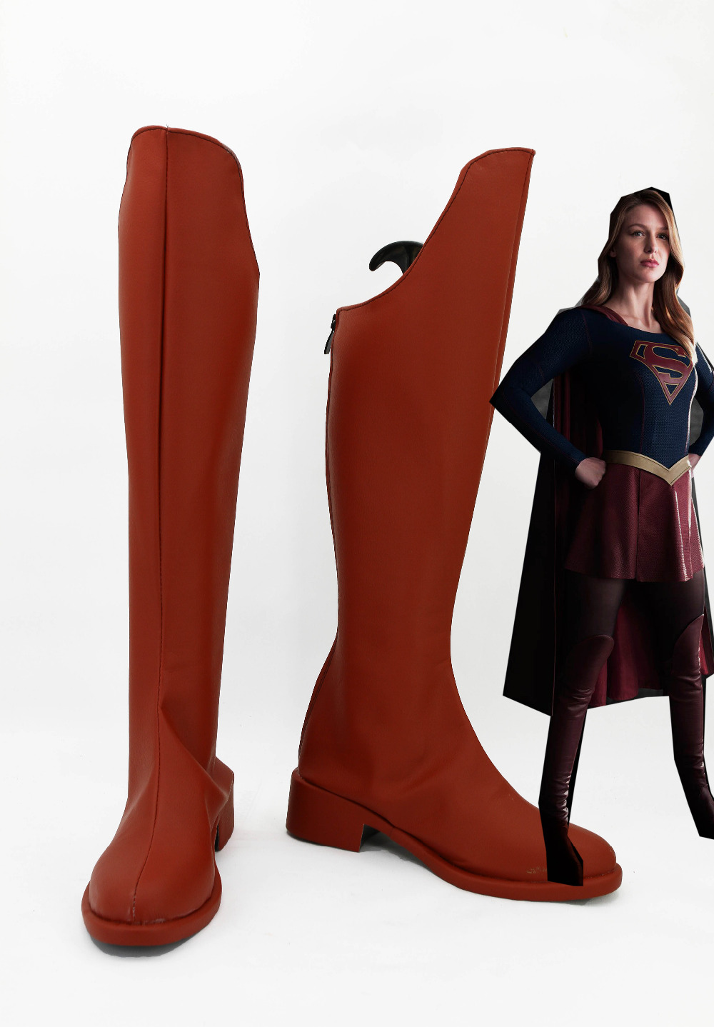 High Quality Adult Supergirl Cosplay