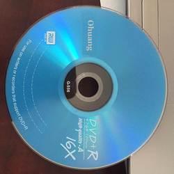 Оптовая 25discs Класс 4.7 ГБ 16x синий пустой с DVD + R диск