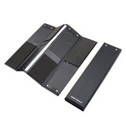 Żyłka pudełko do przechowywania ze sztucznej skóry Sub Line Box Case wielowarstwowe Tackle przenośna na zewnątrz Protector akcesoria wędkarskie akcesoria wędkarskie w Skrzynie wędkarskie od Sport i rozrywka na