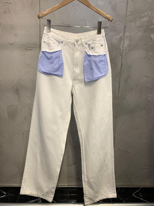 Sommer 2019 Farbe Frauen 2 Hosen Neue 3 22 Casual Rmsx Jeans UdpxdwZ