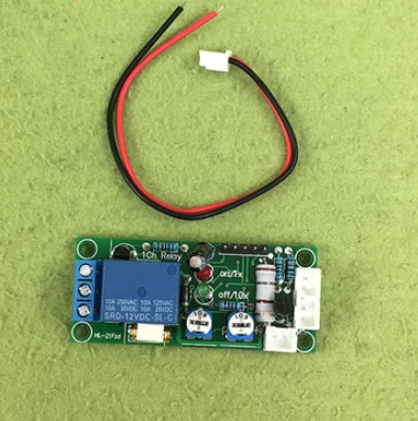 FREE SHIPPING Vibration Module/vibration Sensor Relay Switch Sensitivity And Delay Are Adjustable