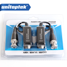 5 Pairs High Definition 720 P/1080 P AHD HDCVI HDTVI BNC Naar UTP Cat5/5e/6 Video Balun Passieve Transceivers Adapter Zender 300 m