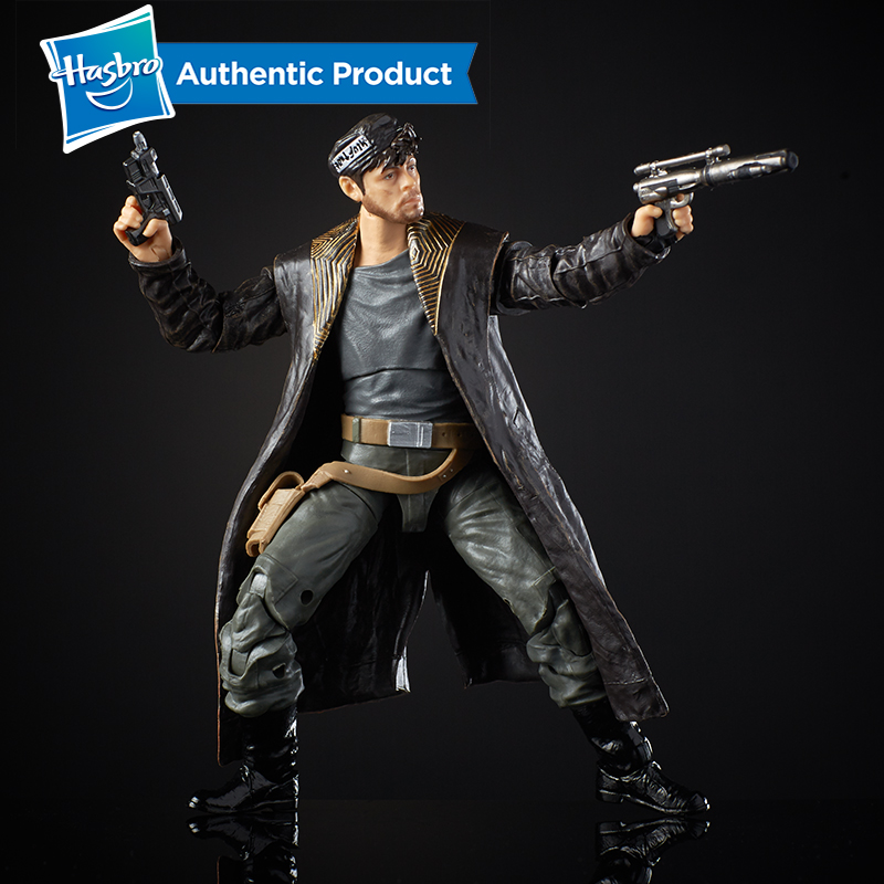 Hasbro Star Wars The Black Series 6 Inch First Order Stormtrooper Captain Phasma Royal Guard Rey Dj Canto Bight Starwars Toys in Action Toy Figures from Toys Hobbies