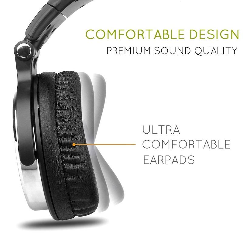 High Quality Earpads DJ Headphones