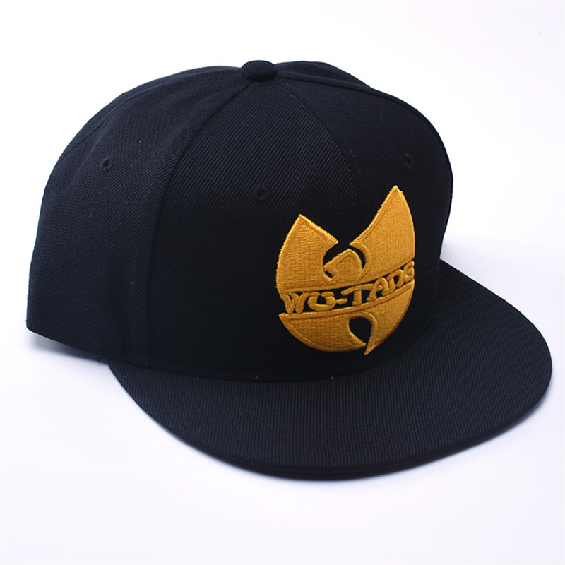 Details about New Wu Tang Clan Hat Cotton Adjustable Hip Hop Snapback Hat 1bf16392555f