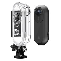 Waterproof Housing Case For Insta360 One Camera Underwater Diving Protective Shell Box For Insta 360 One Accessories