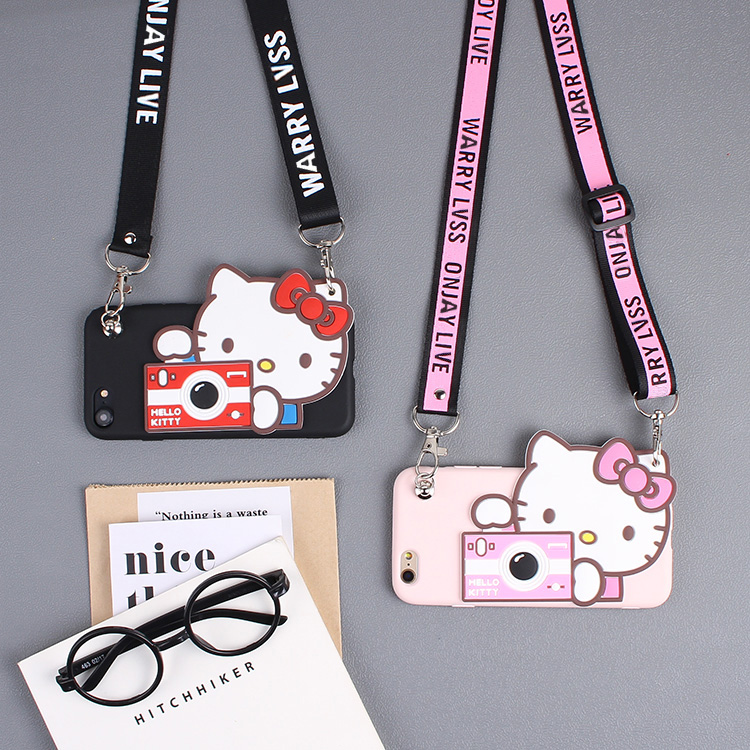 For Samsung Note 8 Hello Kitty Phone Case For Galaxy Note