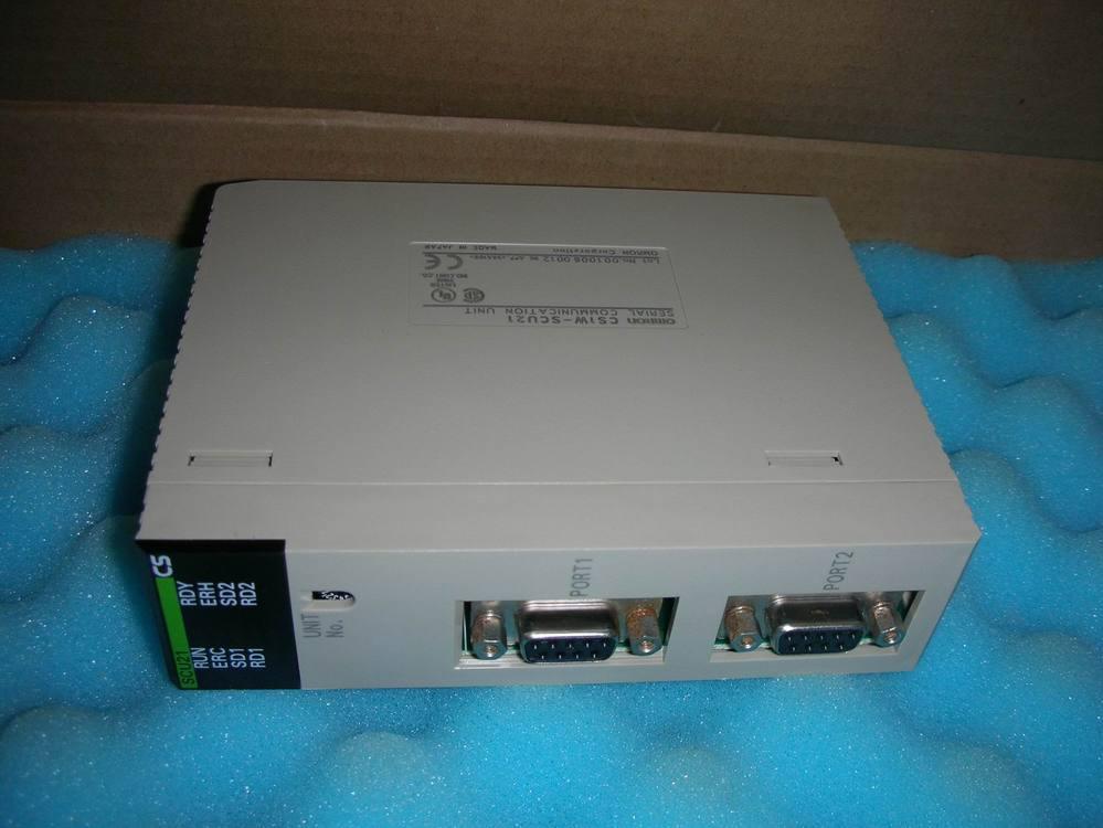 OMRON Omron PLC CS1W-SCU21OMRON Omron PLC CS1W-SCU21