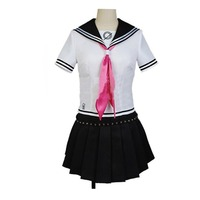2016 Danganronpa Dangan Ronpa Ibuki Mioda Cosplay Costume Custom Made