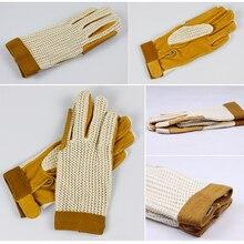 Профессиональные рыцарские перчатки для верховой езды для горных лошадей, перчатки для верховой езды для детей, различные мягкие кожаные перчатки для верховой езды, защита рук