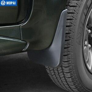 Image 3 - MOPAI Parafanghi per Suzuki Jimny 2007 2015 Guardie di Fango ABS Auto Esterno Proteggere Decorazione Splash Flaps Parafanghi Accessori Auto