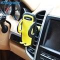 Smart phone Car Holder Air Vent Mount Suporte Móvel para o iphone samsung galaxy j5 sony xiaomi redmi 3 mi5 para huawei p8 lite