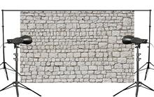 Stone Photography Backdrop Brick Background 150x220cm Studio Props Wall Photography Background стоимость