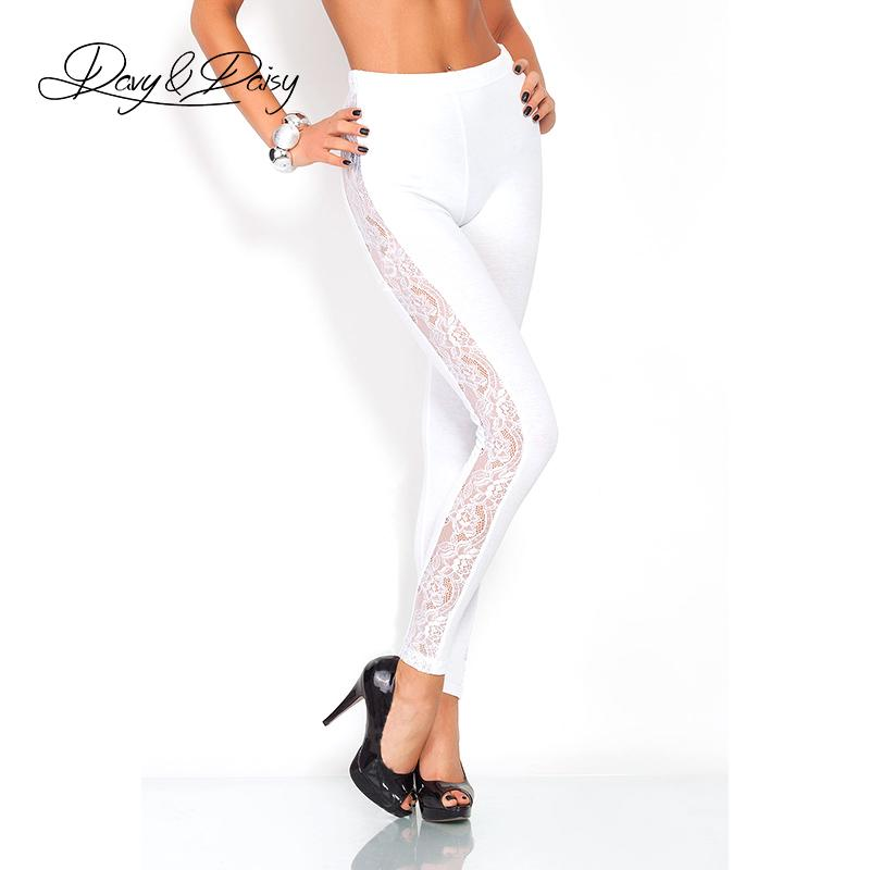 Online Get Cheap White Lace Leggings Plus Size -Aliexpress.com ...